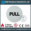 PULL圓形指示牌