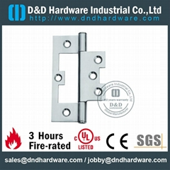 Stainless steel door hinge NFPA80 UL listed 3 hours fire rate R38013