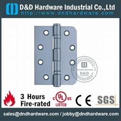 DDSS010 square corner round corner 2BB hinge