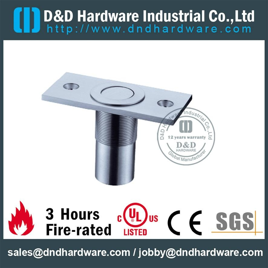dust proof socket/strike with plate