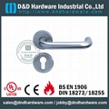 DDTH001 tube lever handle UL Listed certification