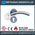 DDTH005 Tube lever handle BS  EN 1906