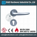 DDSH004 solid lever door handle