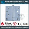 Double spring hinge UL fire rate number R38013