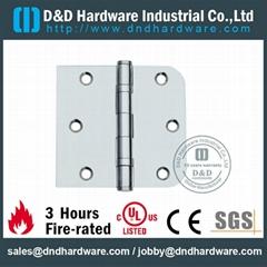 SS door hinge CE marked BS EN 1935 2002 UL certification UL number R38013