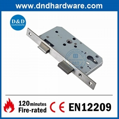 CE certificate door lock fire rate EN1634