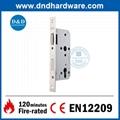 D&D hardware- Roller bolt Euro Dead lock DDML010