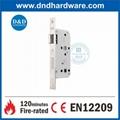 D&D Hardware-SS304 Bathroom Lock DDML012