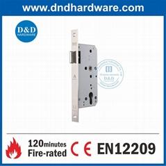 EN12209 CE Certificate M