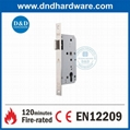 D&D Hardware-EN1634 Fire Rated Latch Lock DDML011