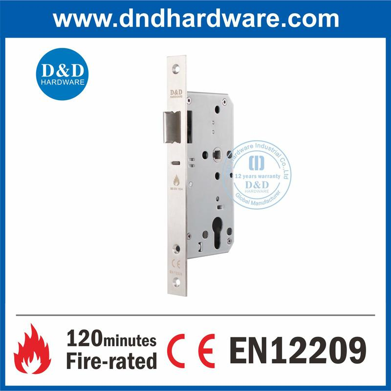 Fire Rated Locks : Fire rated mortise night latch lock ddml d china