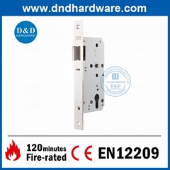 Stainless Steel 201 Class Room Lock 5572ZN