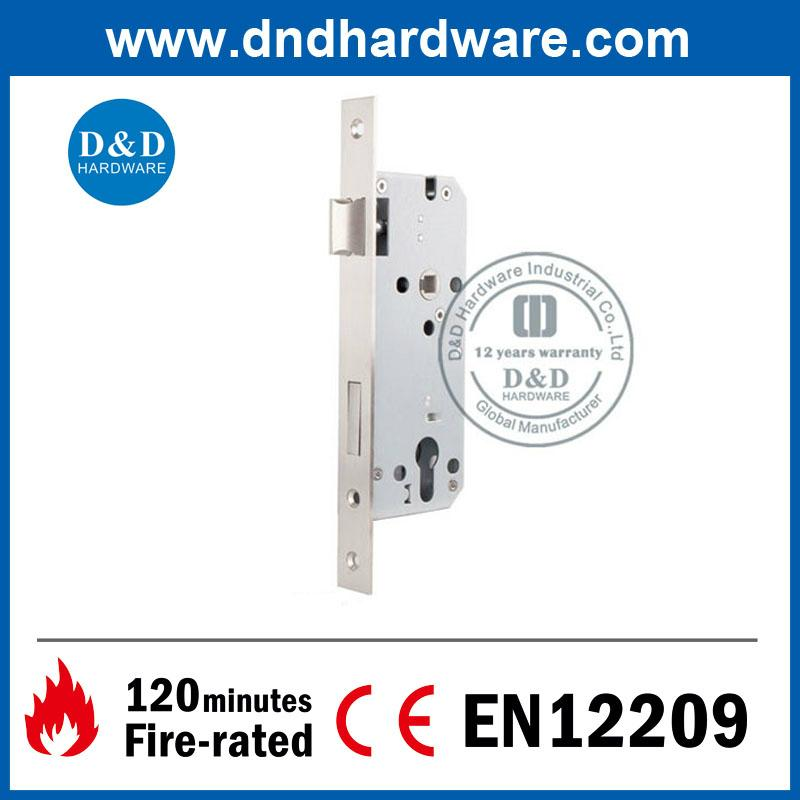 D&D Hardware-Stainless steel 6085 Sash Lock DDML026
