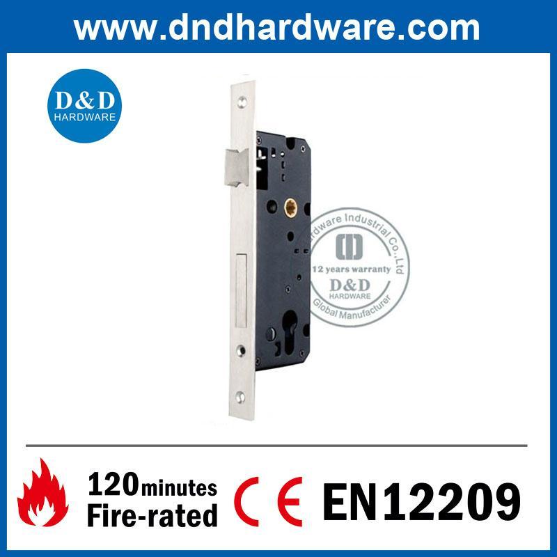 D&D Hardware-Brass Mortise Lock DDML016