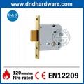 D&D Hardware-SS304 Deadbolt Lock body DDML029-B