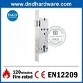 D&D Hardware-CE Stainless steel 6085 Sash Lock DDML026