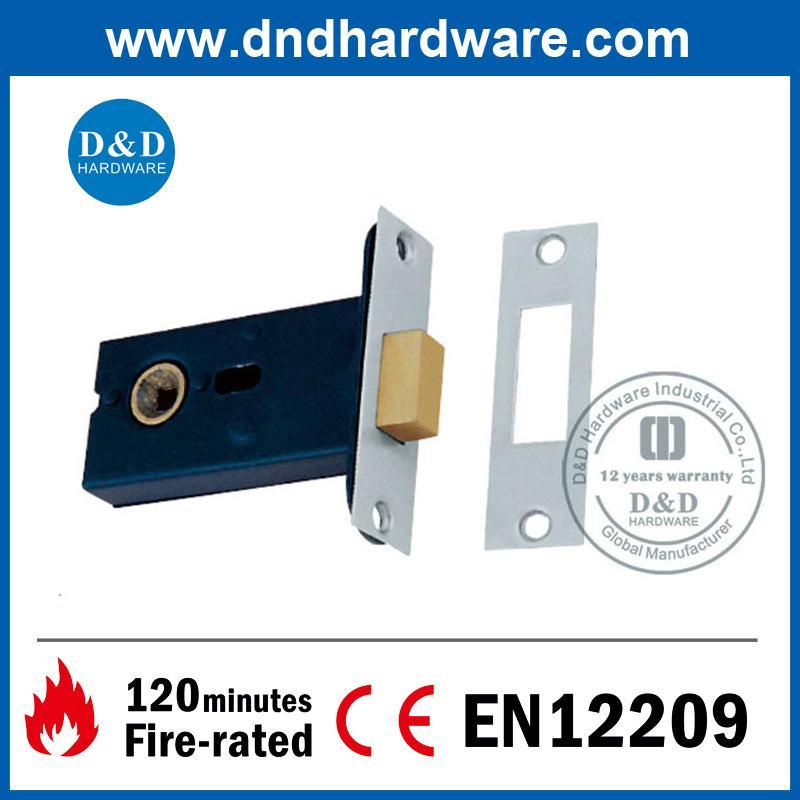 D&D Hardware-Door fitting WC Deadbolt DDML032