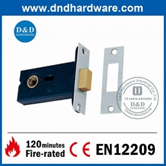 Fire Rated Door fitting WC Deadbolt
