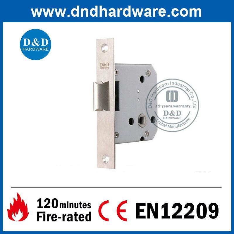 D&D Hardware-55 Backset Bathroom Lock body DDML028