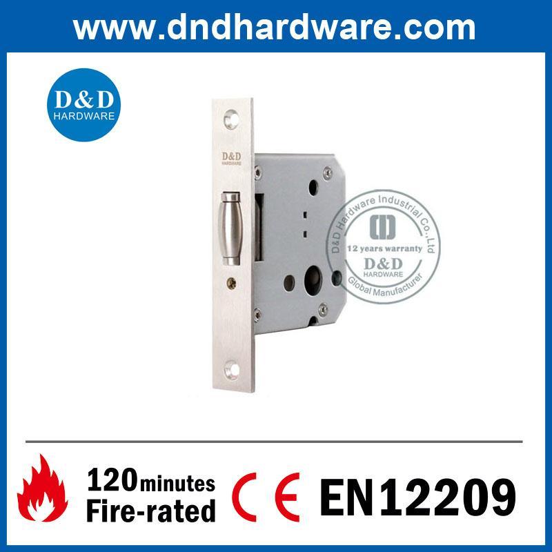 D&D Hardware-Door Hardware Stainless steel Lock Body DDML030