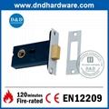 Architectural Hardware Brass WC Deadbolt Lock 2