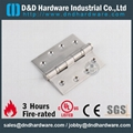 Ball Bearing Door Hinge Grade 13 Ce Marked D&D Hardware