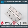 Stainless Steel Grade 13 Hinges D&D Hardware