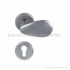 Stainless steel door knob & Door lock BS