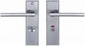 Stainless steel door knob & Door lock BS EN 1906 Grade3 & Grade 4