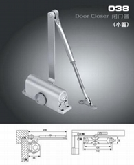 Glass hardware & shower hinge