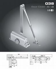 Glass hardware & shower hinge