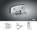 Glass hardware & shower hinge 4