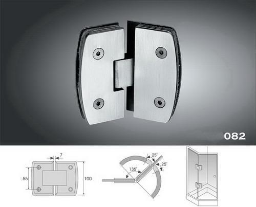 Glass hardware & shower hinge 5
