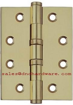 Brass hinge with ball bearing 1
