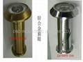 Zinc alloy door viewer 1