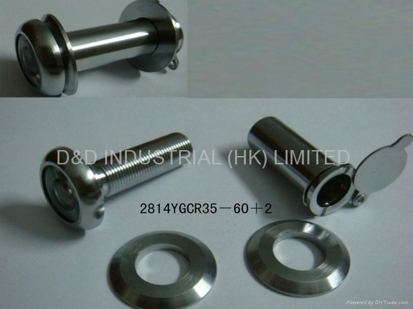 Zinc alloy door viewer 5