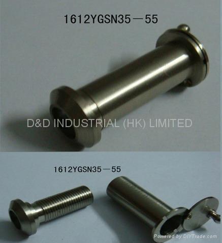 Zinc alloy door viewer 3