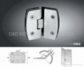 90/135/180 glass hinge