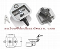 paddle latch paddle lock T-locking
