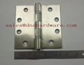 Stainless steel door hinge heavy duty UL