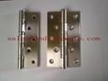 Stainless steel door hinge UL list fire