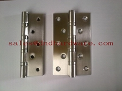 Stainless steel door hinge UL list fire rate BHMA R38013