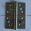 Stainless steel security hinge AISI BHMA