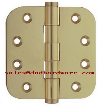 圓角光身銅鉸鏈