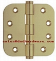 Brass hinge with ball tip CE marked UL