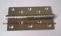 DDSS029 stainless steel flag hinge left hand 5