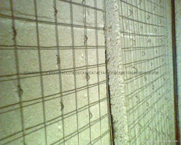 供应钢丝网架珍珠岩夹心板 2