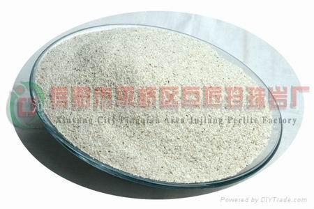 珍珠岩除渣剂 1