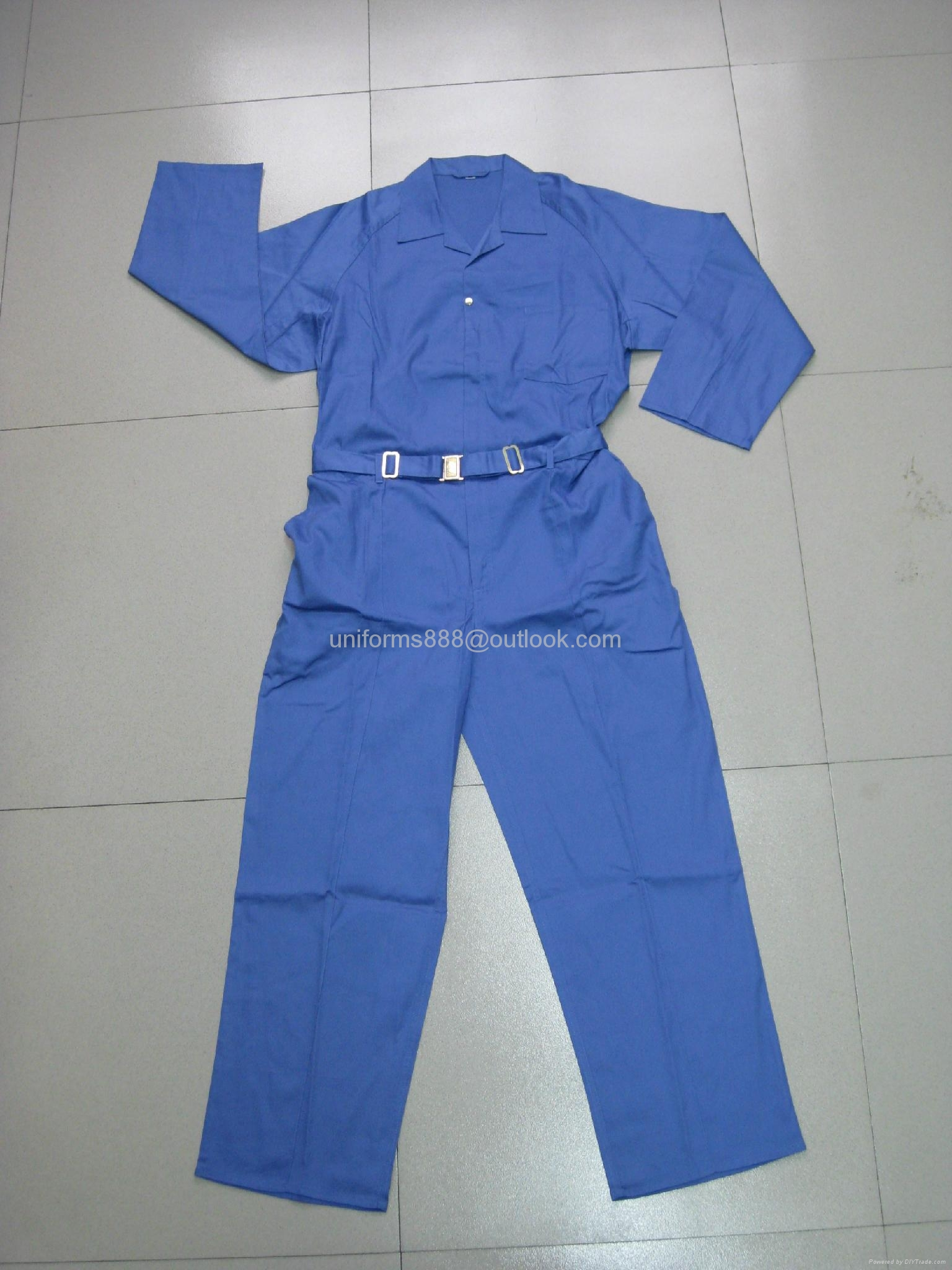 Coverall 1