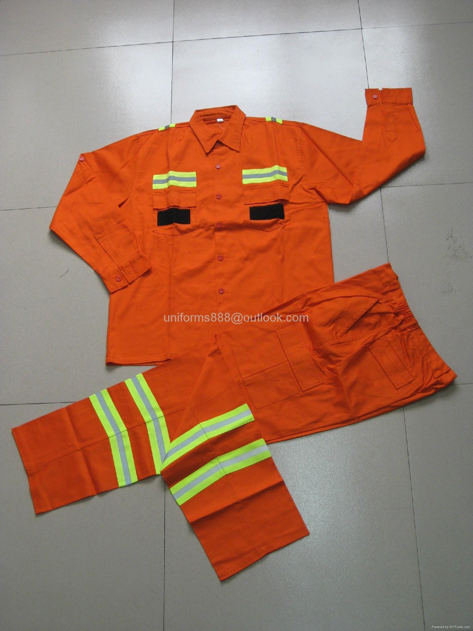 Work Suit 1